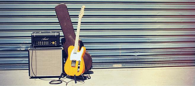 Unleashed Customer - Artist Guitars