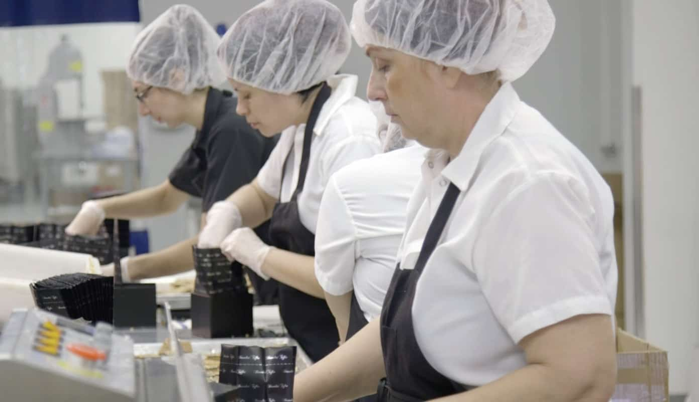 Brandini Toffee reduces risk for food manufacturing featured image