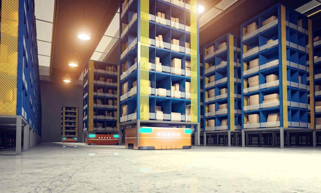 Four Reasons Why Inventory Automation Saves Money featured image