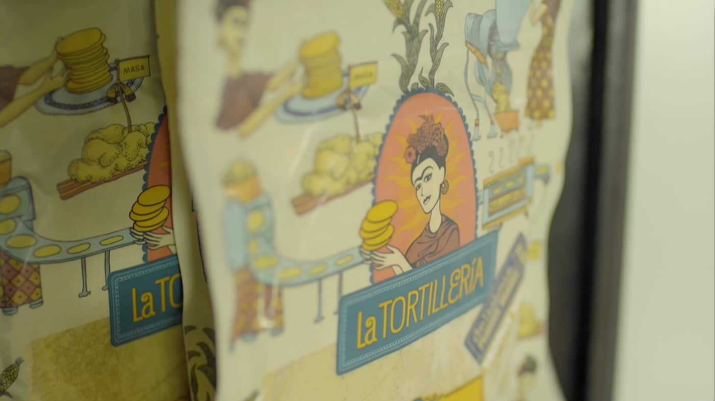 Food manufacturer La Tortilleria puts inventory management at their core featured image