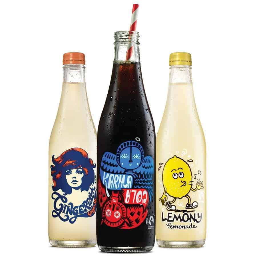 Unleashed Customer - Karma Cola