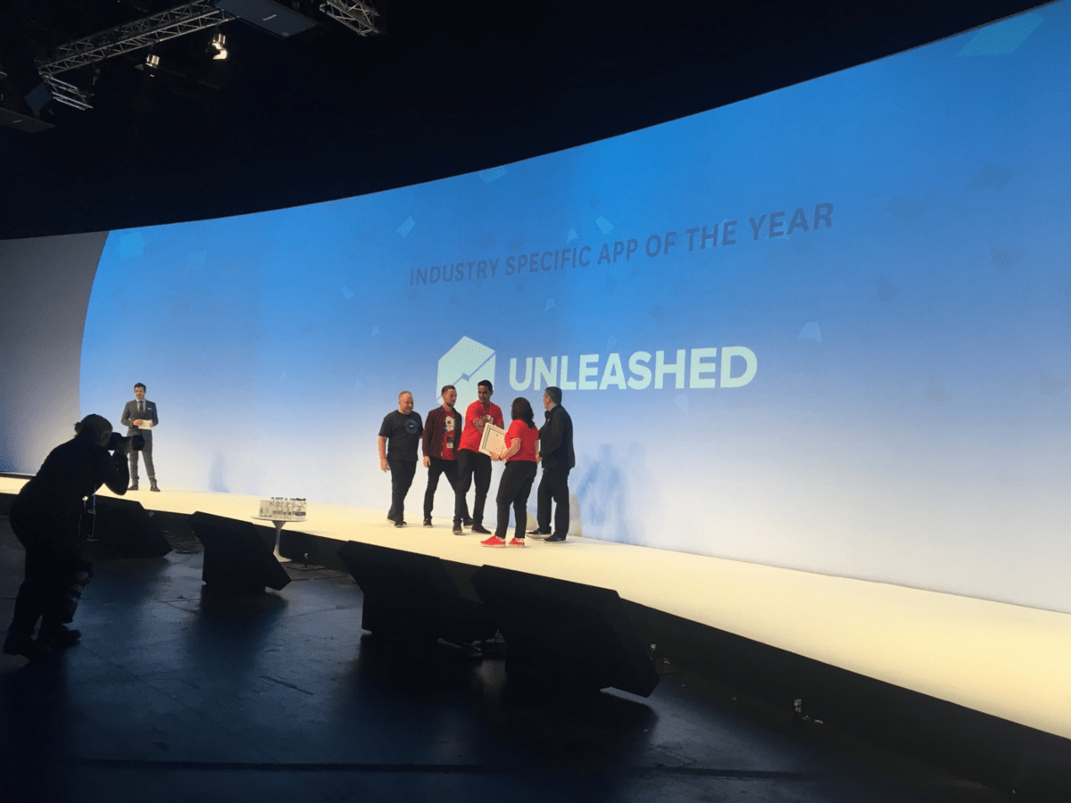 team unleashed