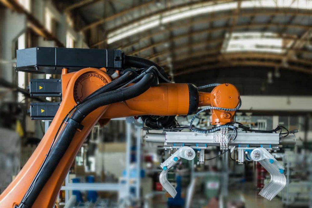 digital manufacturing robot