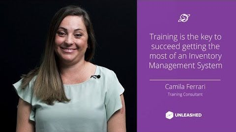 Make the most of an inventory management system with training YouTube thumbnail image