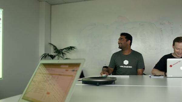 unleashed hackathon
