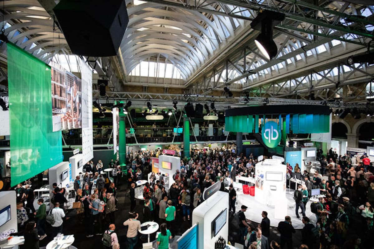 The Unleashed Team at QuickBooks Connect London 2019 featured image
