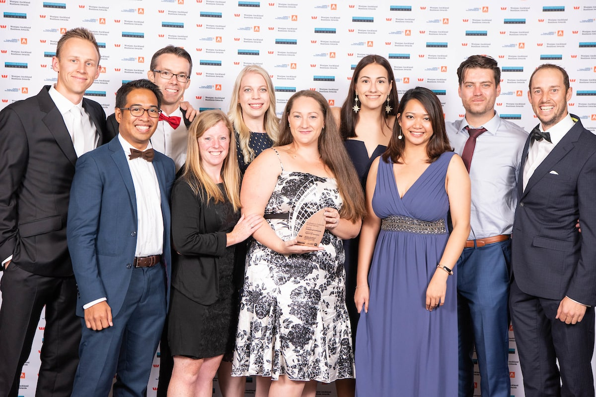 Unleashed Software Awarded Excellence in Customer Delivery in Auckland featured image