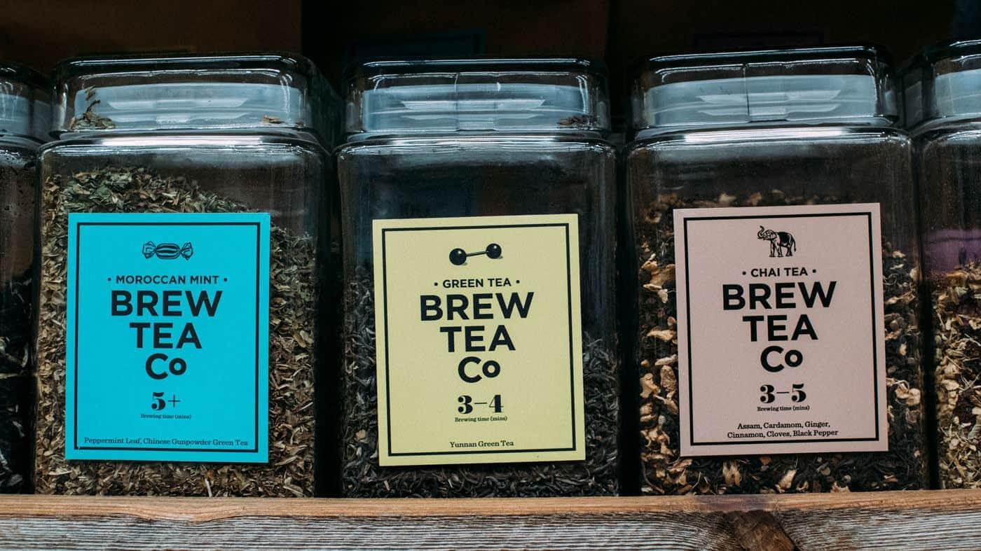 Unleashed Customer - Brew Tea Co