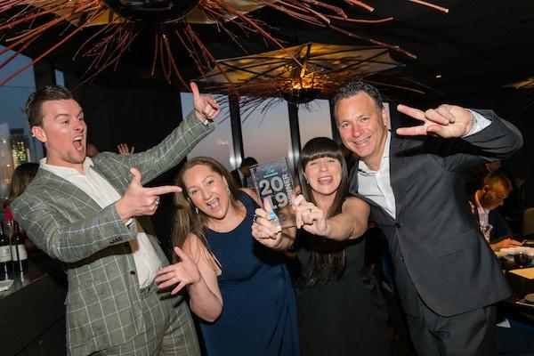 xero awards and unleashed