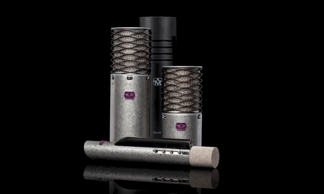 Aston Microphone's product set