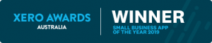 AU WINNER SMALL BUSINESS APP OF THE YEAR