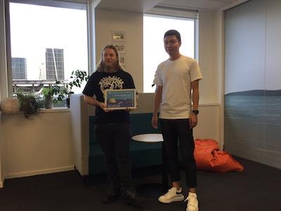 UNL hackathon 2019 winner