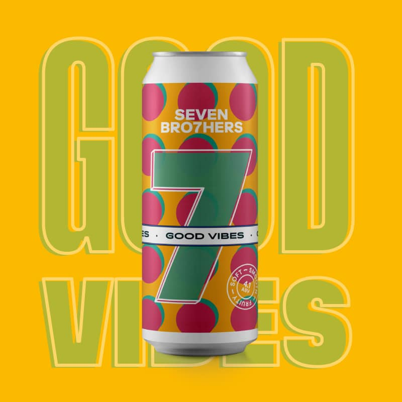 Seven Bro7hers' new brew Good Vibes