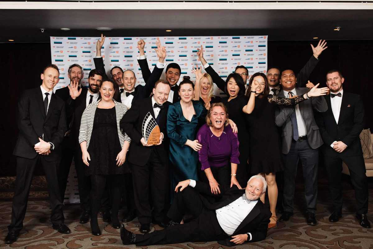 Unleashed Software reigns Supreme at the Best of the Best Business Awards featured image
