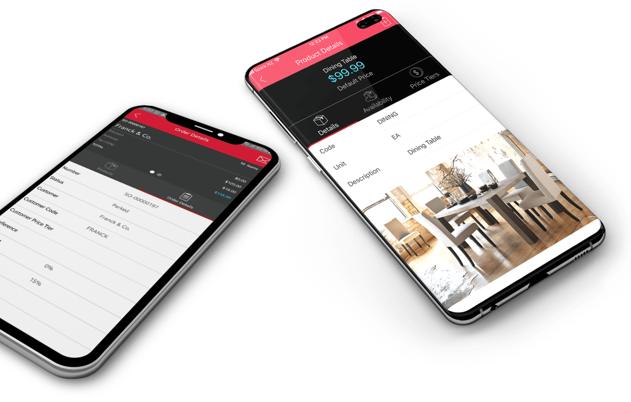 Android Apple Unleashed Mobile App Home