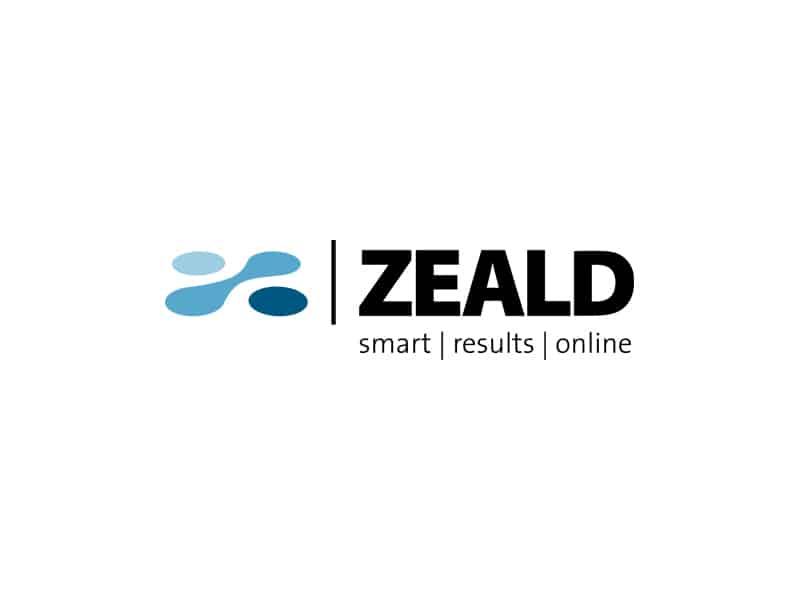 Unleashed Software App Marketplace zeald logo with background
