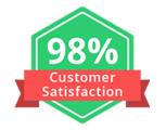Unleashed Software Customer Satisfaction Score Badge