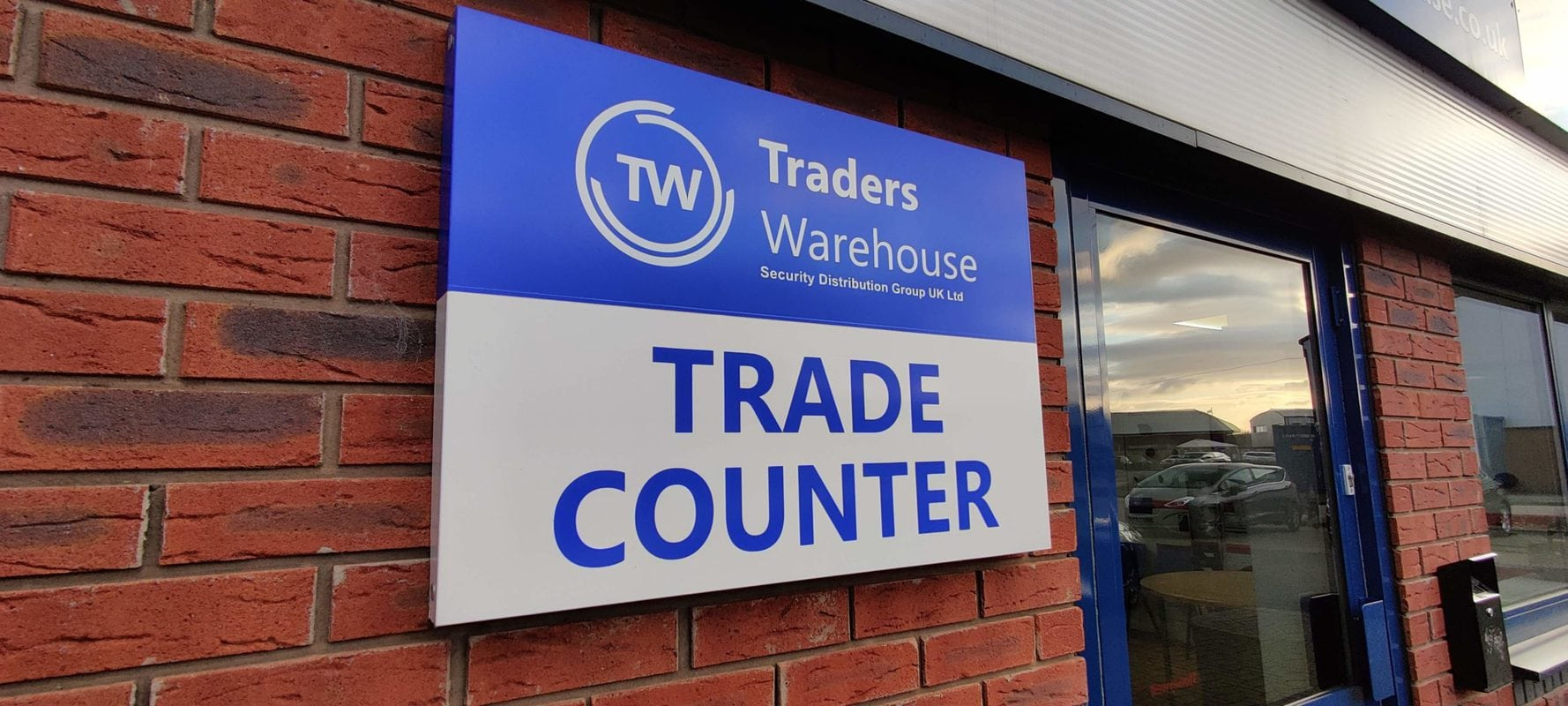 Traders Warehouse trade counter