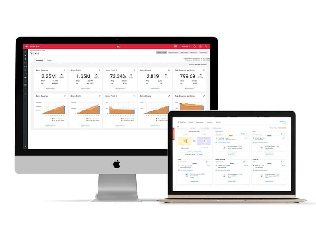 Unleashed Software App Marketplace StockSync image