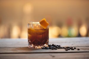 Spirits-based drink