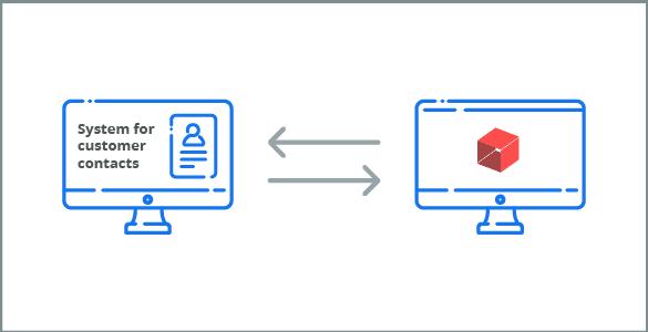 Unleashed Software - Retrieve customer contacts - API