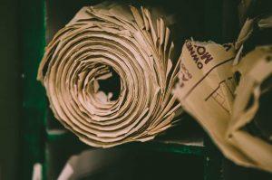 Paper food packaging