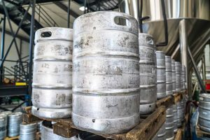Bonded warehouses in the alcohol industry