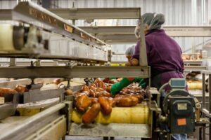Women in food manufacturing business