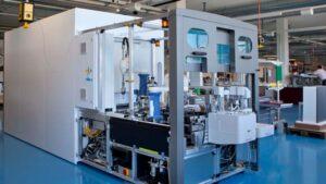 Inside a Roche Diagnostics lab